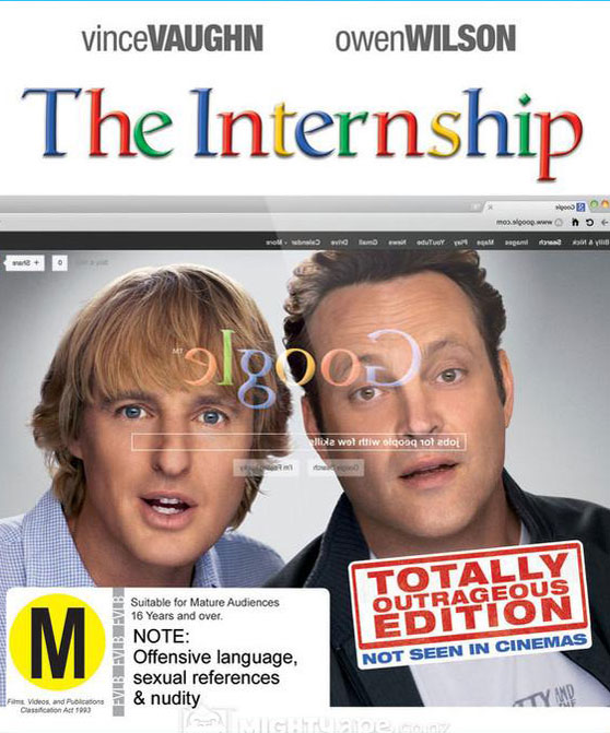 Blu-ray review: The Internship