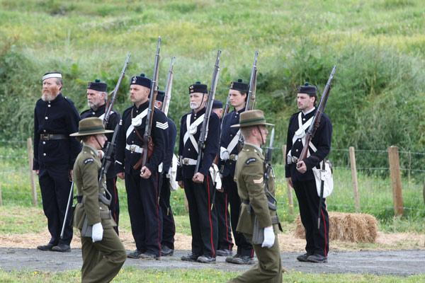 Rangiriri 150-year commemoration