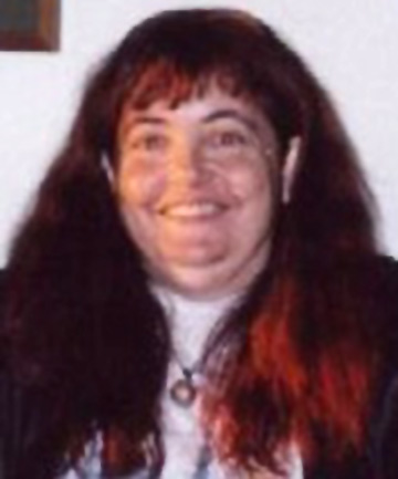 MARICE MCGREGOR: Her badly-decomposed body was found in a ravine off State Highway 4.