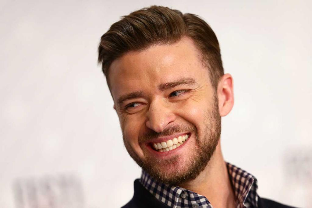 No 7: Bringing sexy back since ages: Justin Timberlake