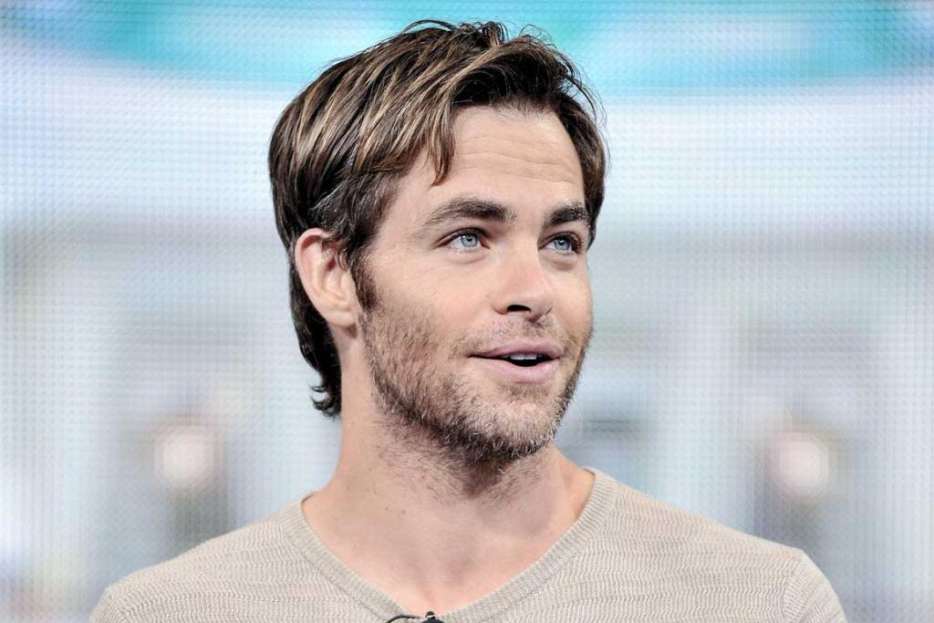 No 8: He can take us to the stars at any time: Star Trek's Chris Pine