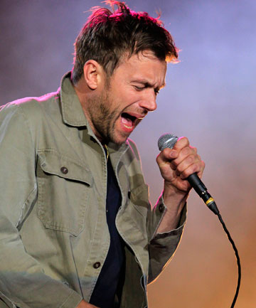PULLED OUT: Damon Albarn won't be singing with his band Blur at Big Day Out after the Britpop legends pulled out.