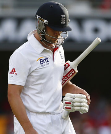 REST AND RECOVERY: Jonathan Trott is heading back to the UK with a stress-related illness.