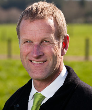ON BOARD: New Fonterra director Michael Spaans has numerous farming-related roles.