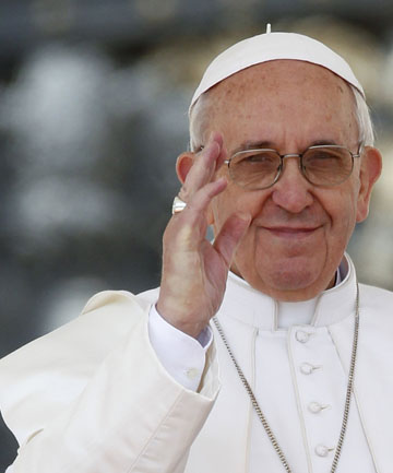 CHANGEMAKER: Pope Francis is changing the Catholic Church.