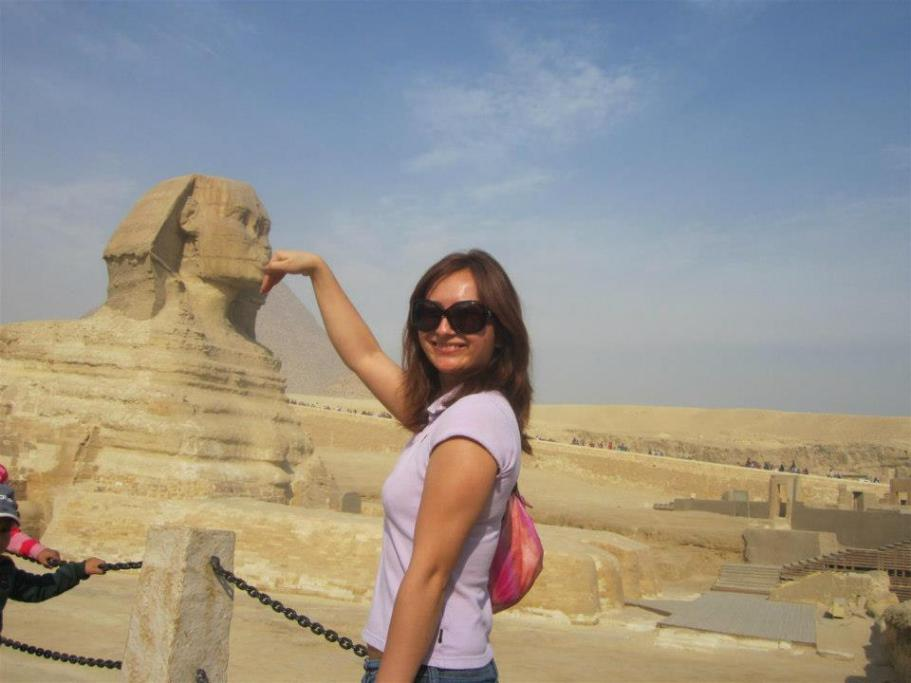Kisses with the Sphinx