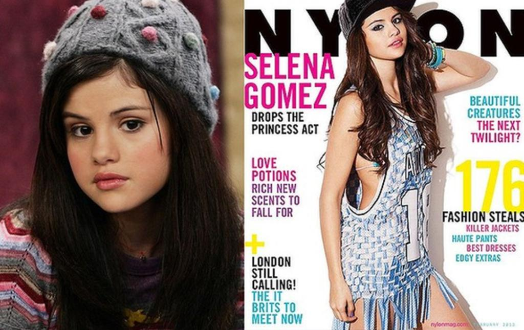 The Wizards of Waverley Place made Selena Gomez a star but she is keen to show is all grown up today.