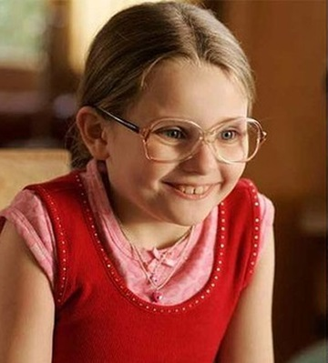 LITTLE MISS: Abigail Breslin in Little Miss Sunshine.