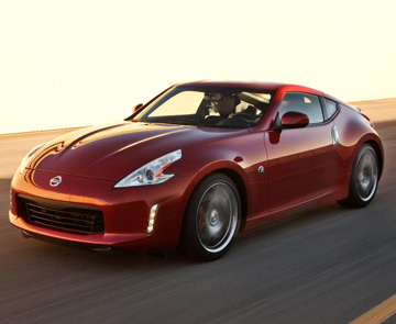 CUT PRICE: A man in the US is selling one of his testicles to science so he can buy a Nissan 370Z.