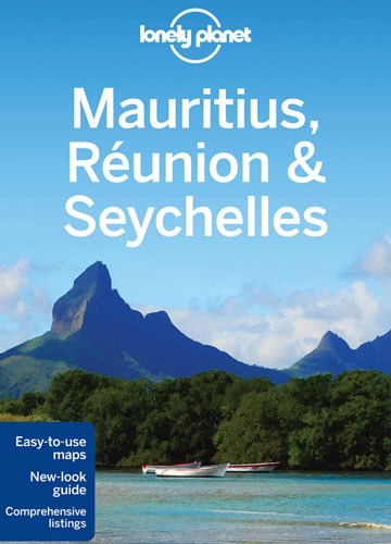 Lonely Planet Mauritius Std