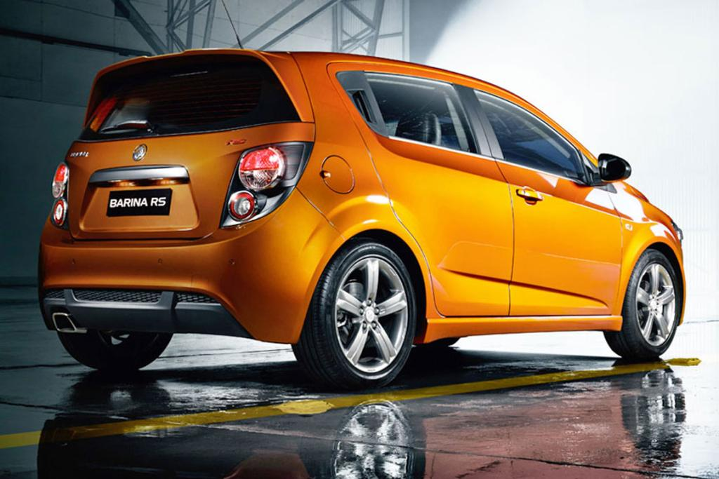 Smart alloys: Seventeen inch hoops, front and rear splitters and a hatch spoiler are all part of the RS package.
