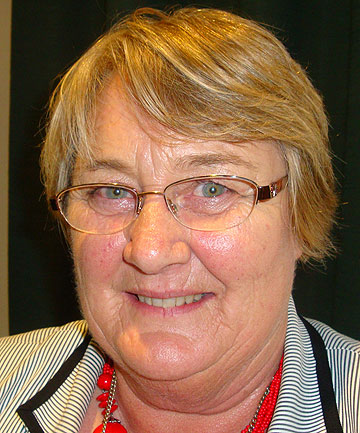 NEW PREZ: Wendy McGowan is the new national president of Rural Women NZ.