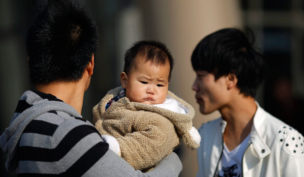 China two-child law