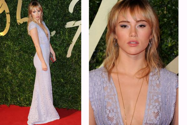 Best & worst dressed: British Fashion Awards