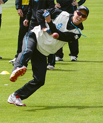 INTERNATIONAL DUTY: Trent Boult is in Dunedin with the Black Caps.
