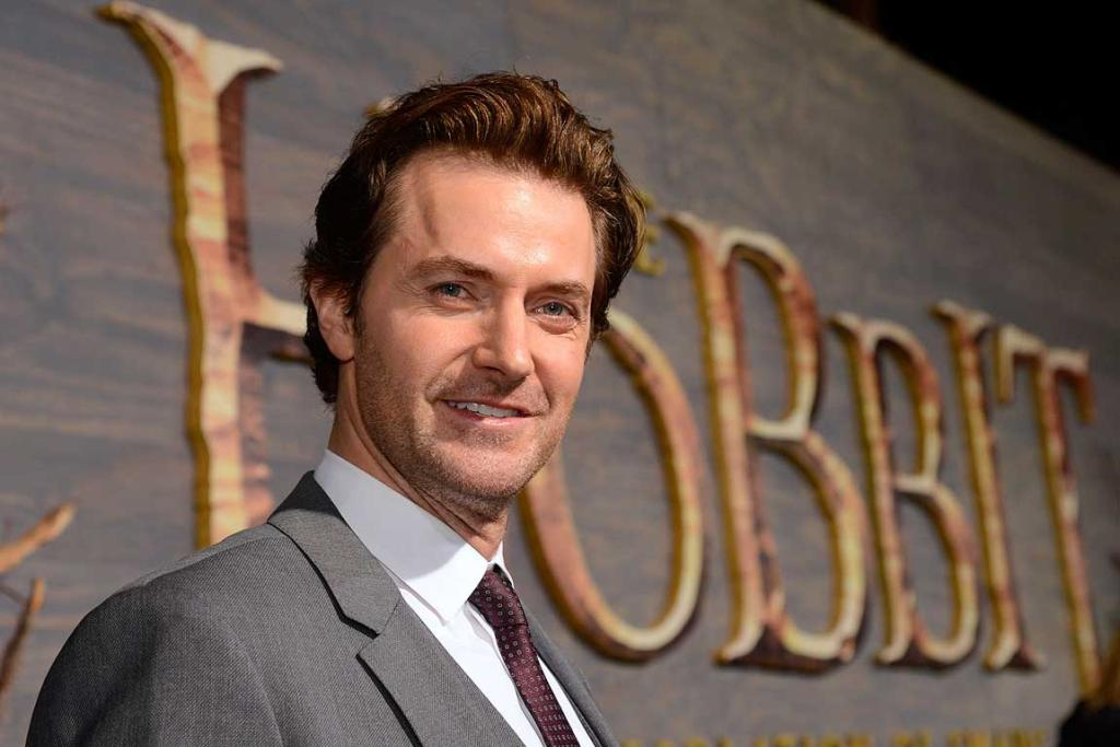 Richard Armitage at the premiere of The Hobbit: The Desolation of Smaug in Los Angeles.