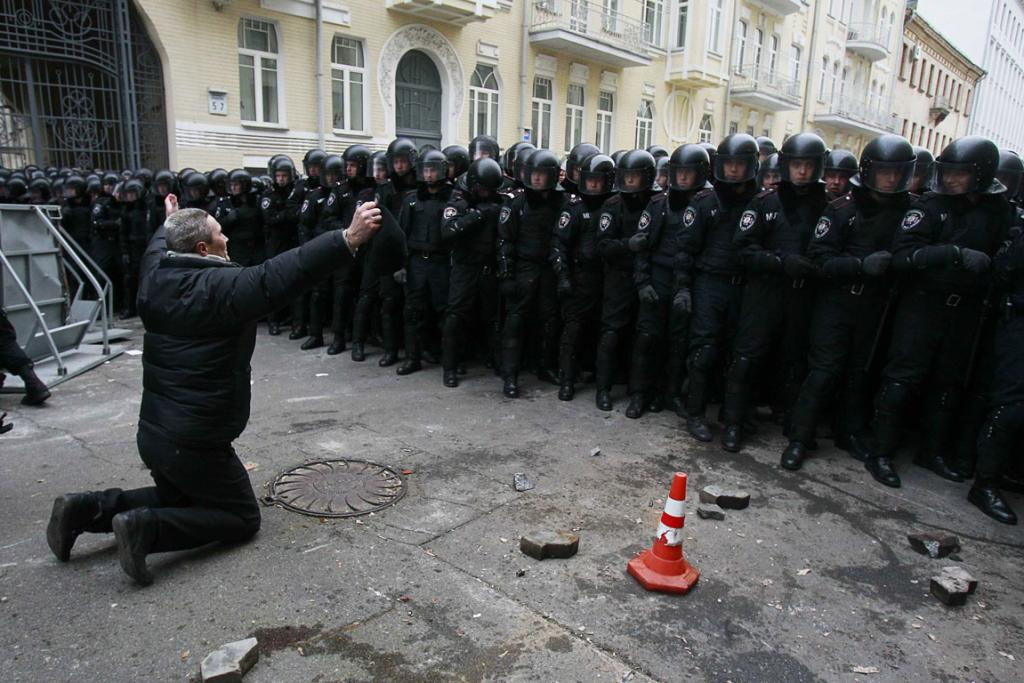 Ukranian Protests