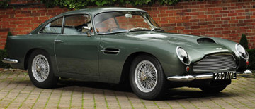 This 1959 Aston Martin 4.2-Litre DB4GT Sports Saloon sold for NZ$3,136,163 at auction in the UK.