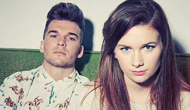 NOW: As Broods, the Notts have just signed two major record deals.