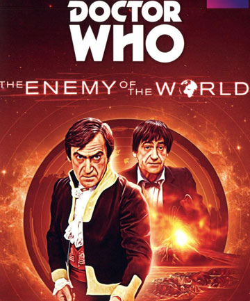 Image result for enemy of the world dvd