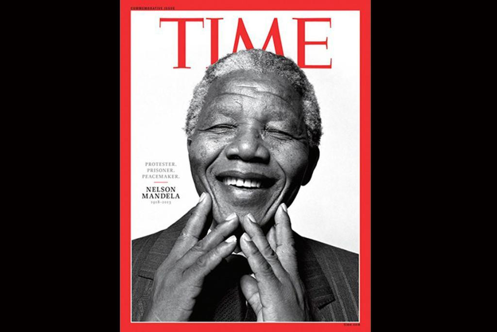Nelson Mandela: in the papers