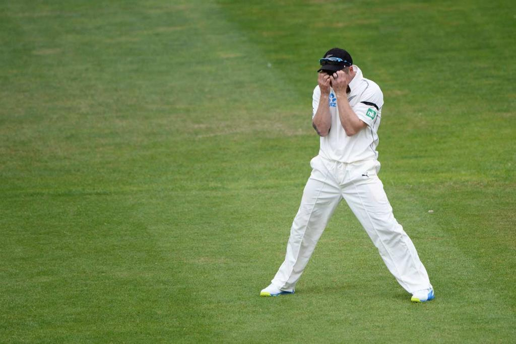 Black Caps skipper Brendon McCullum was left ruing a test win that got away from his side in Dunedin.