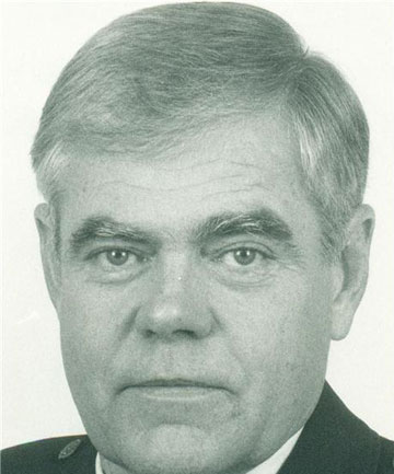 Ronald Westbrook was a retired US Air Force lieutenant colonel.
