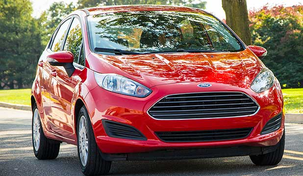 Baby Boost Engine Enlivens Ford Fiesta Stuff Co Nz