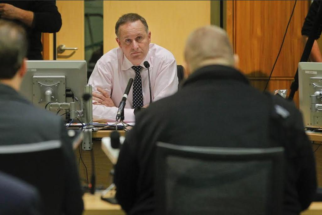 """Why are you going red, Prime Minister?"" – Kim Dotcom. 