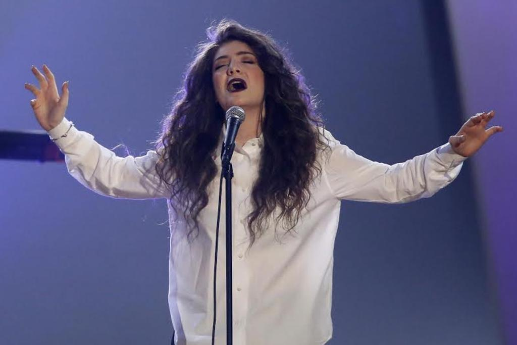 """I'm not a spreadsheet with hair"" – Singer/songwriter Lorde."