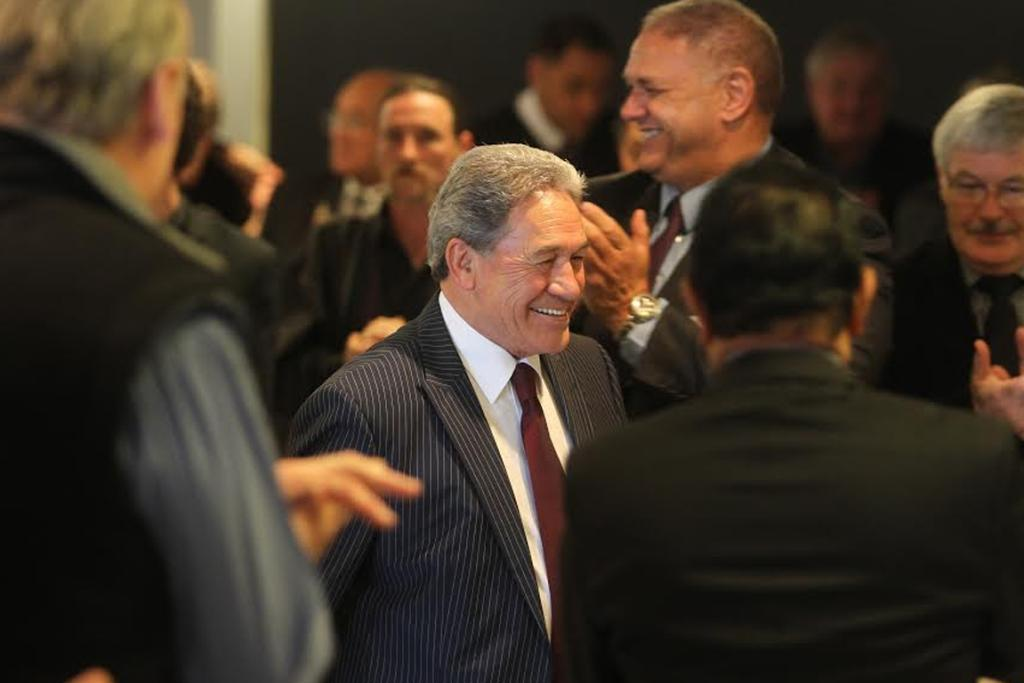 """What didn't he know and when didn't he know it?"" – Winston Peters."