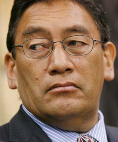 "HONE HARAWIRA: ""I'm going anyway."""