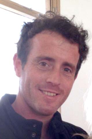 MISSING: Australian tennis coach Paul Arber.