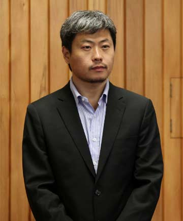 WHERE'S THE MONEY?: Leo Gao will leave prison before Christmas despite questions over whether he still has some of the missing $3.7m he stole from Westpac.