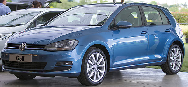 Volkswagen's Golf rules the roost in New Zealand after picking up its second major award inside a week.