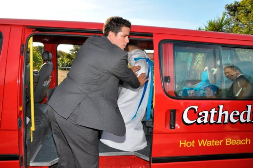 Funniest wedding photos