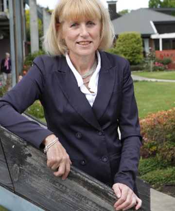 Christchurch Methodist Mission chief executive Mary Richardson