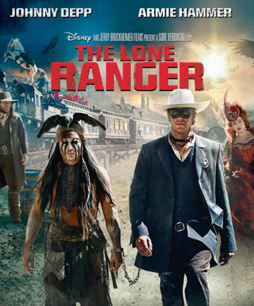 DVD review: The Lone Ranger