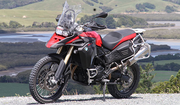 Bmw S Smaller 800 Twin Great On Gravel Stuff Co Nz