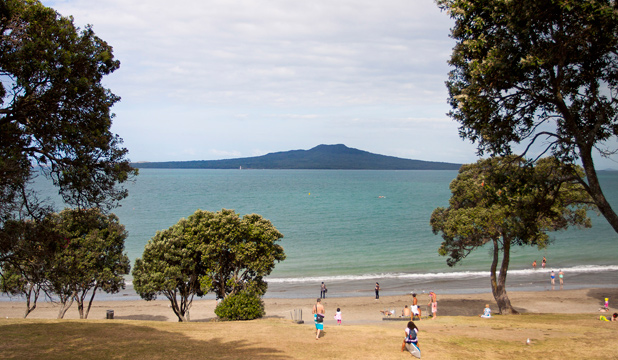 SUMMER FUN: Takapuna Beach Summer Days festival hopes to pull the crowds to Takapuna beach reserve in February.