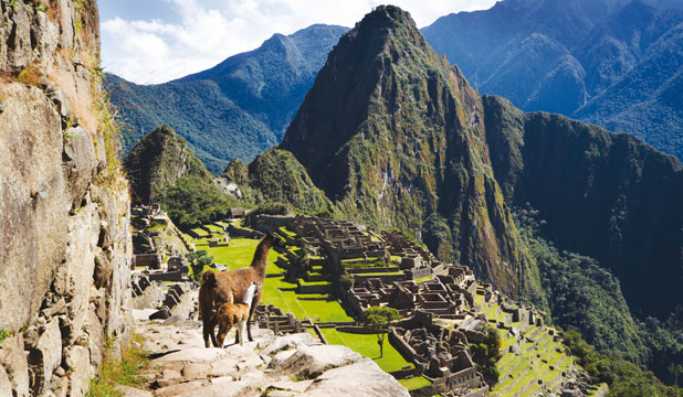 MACHU PICCHU: 'I've been there hundreds of times and it still takes my breath away!'