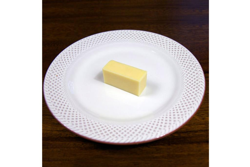CHEDDAR CHEESE: 40 grams (9.8 grams of protein, 158 calories).