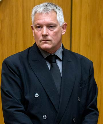 SENTENCED: Gordon Meyer.