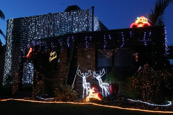 Hamilton's must-see Christmas lights | Stuff.co.nz