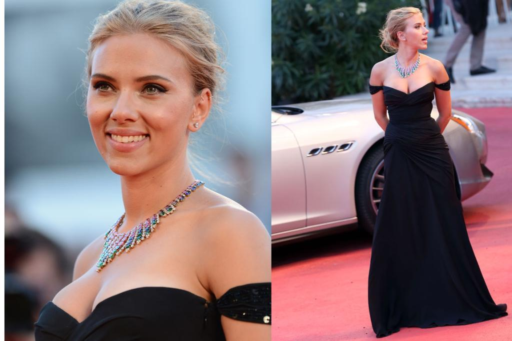 THE BEST - SCARLETT JOHANSSON, SEPTEMBER: This Versace gown proved that sometimes simple elegance wins the race ... by a country mile. I can't find a thing to change here - the fitted bodice flattered her form perfectly, the Bulgari necklace added wow factor and her beautifully simple hair and makeup were the perfect accompaniment. I didn't think a black dress would be one of the most memorable looks of the year, but this is definitely in my top five.