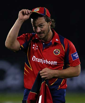 """GRAHAM NAPIER: """"Twenty20 is harsh. As a bowler you can be both the hero and the villain in the same game."""""""