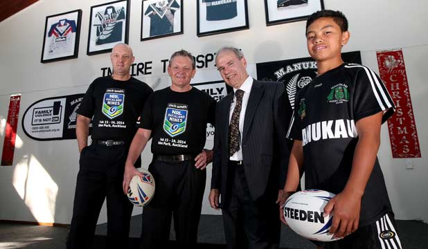 Auckland Nines