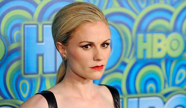 AXED: Anna Paquin's role has been cut from the latest X-Men movie.