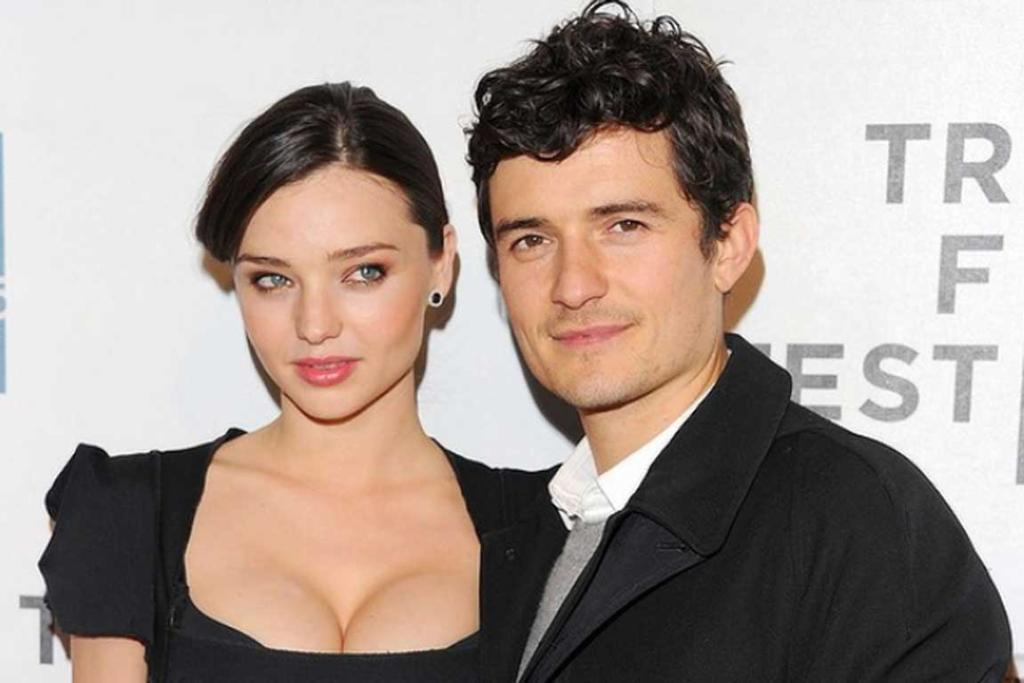 Miranda Kerr & Orlando Bloom: Who would have guessed that the couple that meditates together couldn't stay together? No amount of Noni juice could stop the Angel and the Elf from drifting apart, and they called time in late-October.