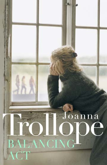BALANCING ACT: The doyenne of middle-class drama, Joanna Trollope, dissects the collapse of a very middle-class family business - a pottery firm.